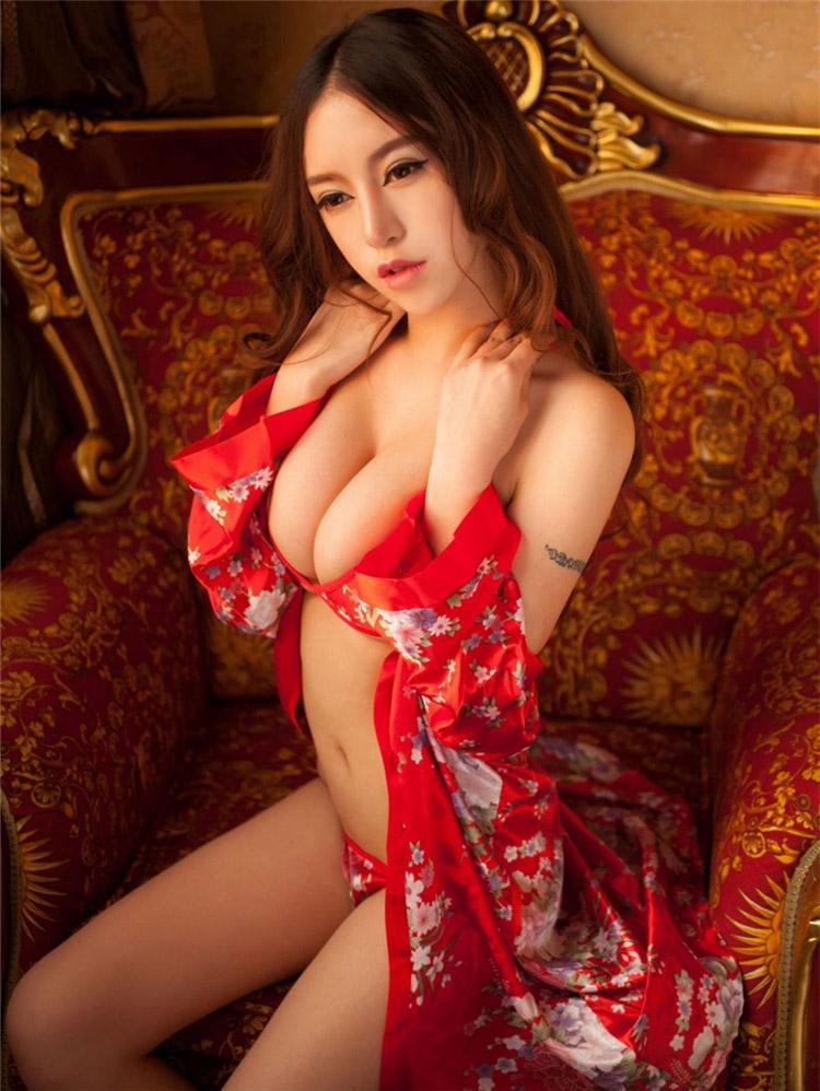 섹시한속옷,기모노|치파오