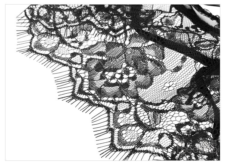 꽃의향연 망사 뒤트임팬티